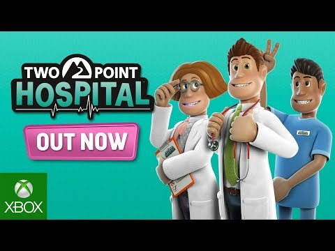 Two Point Hospital - Launch Trailer