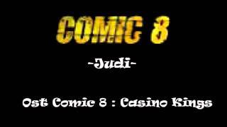 Gambar cover Judi-comic8