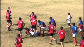 Marnus Uys School Rugby Highlights
