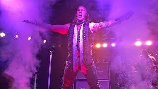 Chris Jericho & Fozzy LIVE VLOG (Clifton Park, NY) | Brandon Hodge Vlog #74