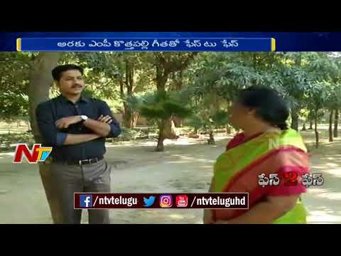 Congress Party Given Telangana State For Their Benefits : MP Kothapalli Kavitha || NTV