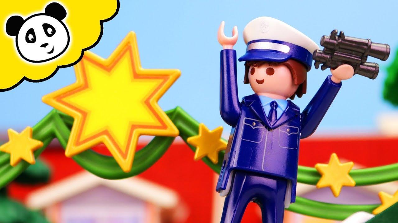 playmobil polizei  lisa ist verschwunden  playmobil