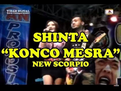 SHINTA NEW SCORPIO - KONCO MESRA LIVE IN BLITAR TERBARU 2017
