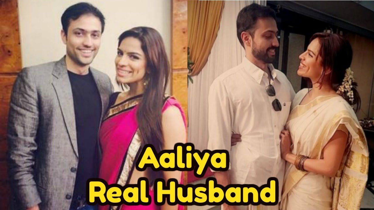 Aaliya Real Husband from Kumkum Bhagya Episode 881 7 July