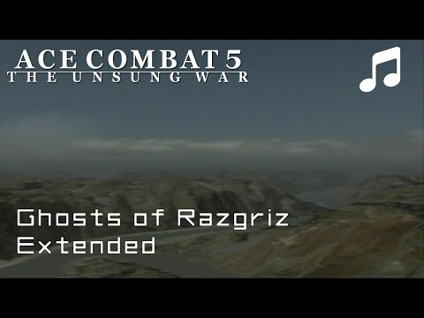 """Ghosts of Razgriz"" - Ace Combat 5 OST (Extended)"
