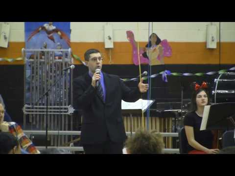 Middleborough High School: Pops Concert - March10, 2017