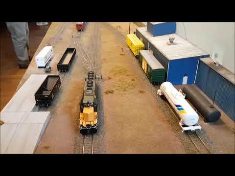 Leigh Model Railway Society Exhibition 2017