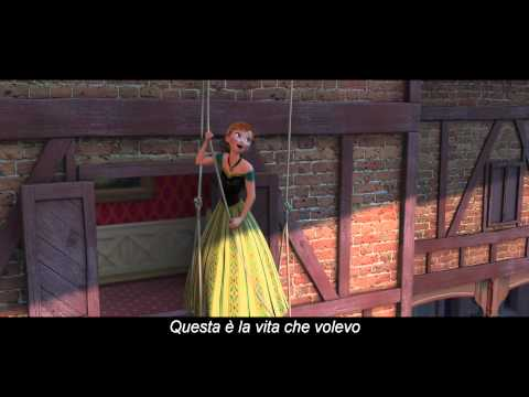 Frozen: Il Regno di Ghiaccio -- Oggi, per la prima volta - Edizione Karaoke | HD