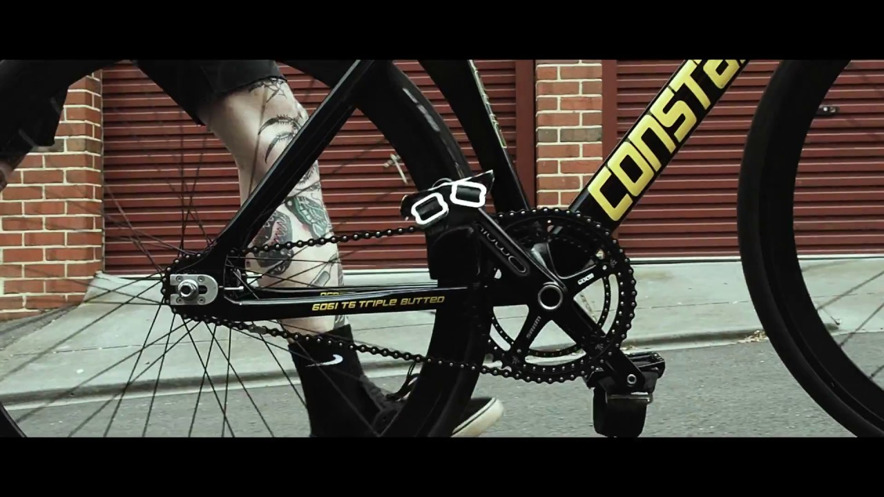 FTWCRW - Fixed gear Cycling In Melbourne - YouTube