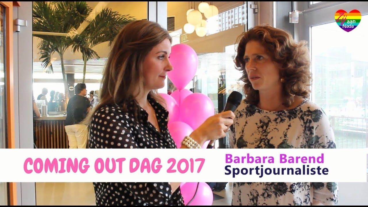 Uit De Kast Komen Coming Out Day 2017 Wat Is De Boodschap Van Barbara Barend