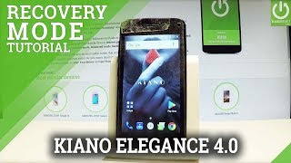 How to Enter Recover Mode on KIANO Elegance 4.0 - Quit Recovery