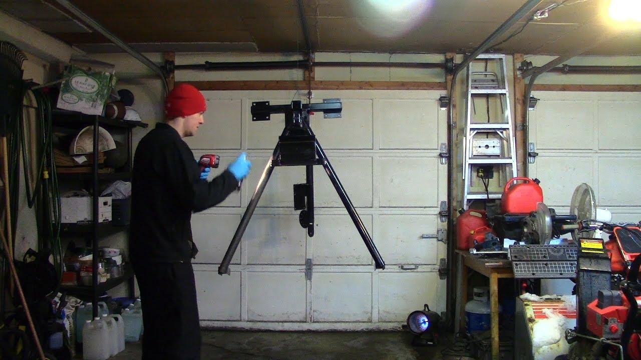 part  electric utility hoistengine hoist painting wiring youtube