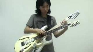 すごいテクニック...ギターでスーパーマリオ thumbnail