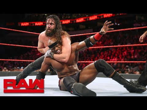 Bobby Lashley Vs. Elias: Raw, Sept. 17, 2018