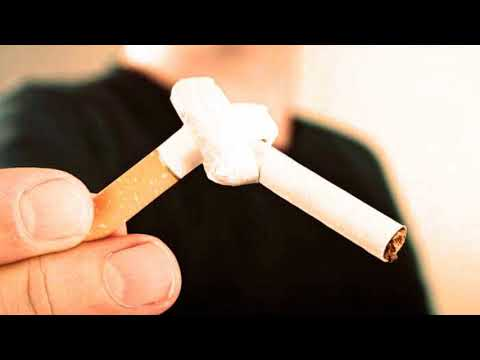 Как очистить организм после курения? Как восстановить свой организм после курения?