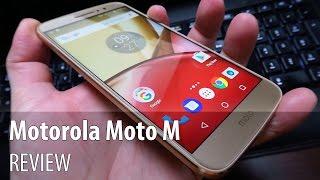 Motorola Moto M Review (Midrange metallic Moto phone)