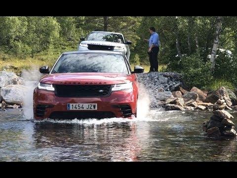 Тест-драйв Range Rover Velar (10-минутная версия) // АвтоВести Online