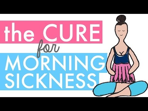 The Cure for Morning Sickness - HypnoBirthing for Natural Pregnancy & Childbirth