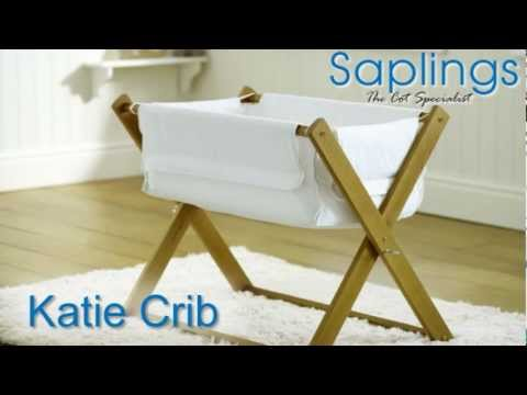 Saplings Katie Crib Assembly