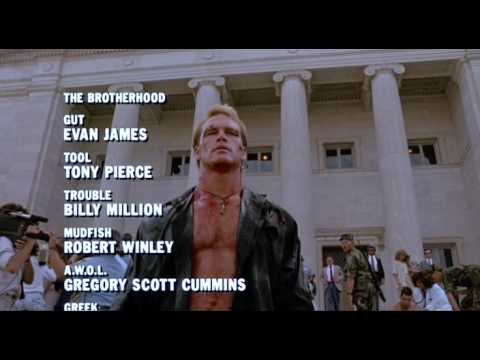 STONE COLD End Credits Sylvester Levay
