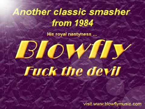 Blowfly - Fuck the devil