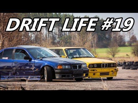 Drift Life #19 - Formula Gruz , wirtualne upalanie, nowe biuro