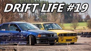 Drift Life #19   Formula Gruz , Wirtualne Upalanie, Nowe Biuro