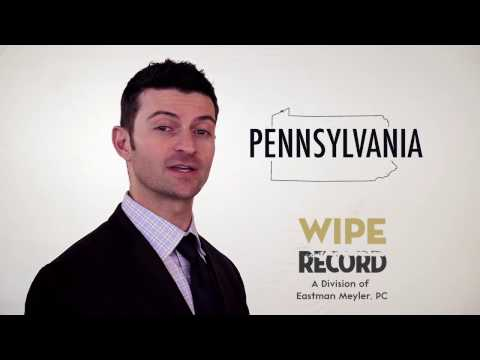 Pennsylvania Criminal Expungement Lawyer | PA Firearm Rights Restoration