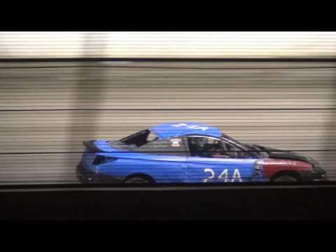 IMCA Sport Compacts feature West Liberty Raceway 4/9/16