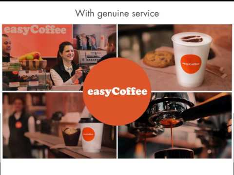 easyCoffee franchise opportunities