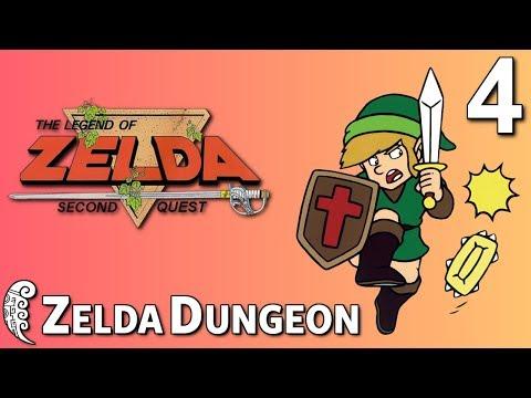 Let's Play The Legend of Zelda Second Quest - Part 4