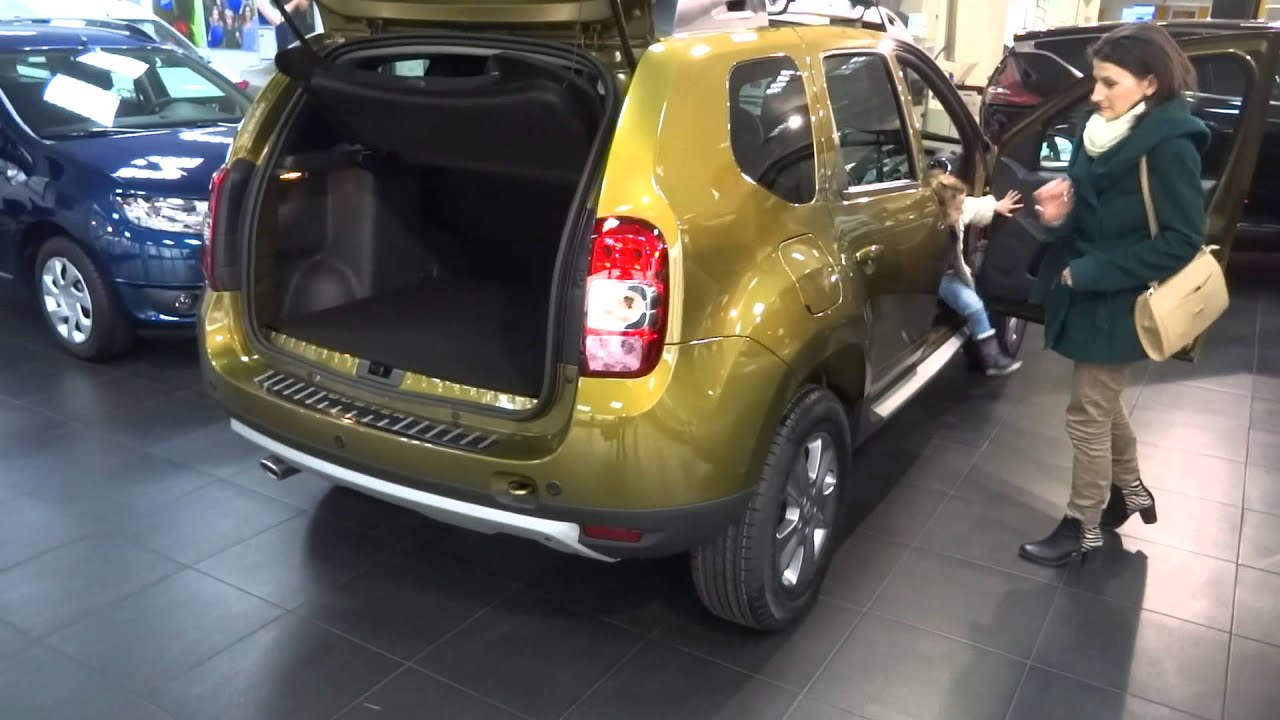 2016 Dacia Duster Logan Presentation Prezentacja Aut Na Luzie PL