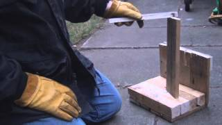 Building A Wood Store