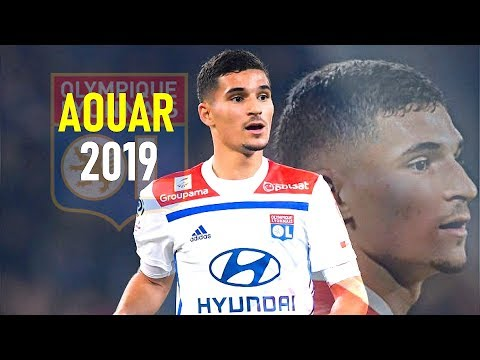 Houssem Aouar 2019 - Miedfield Maestro - Genius Skills Goals & Assists - Olympyique Lyon