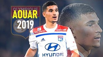 Houssem Aouar 2019 - Miedfield Maestro - Genius Skills Goals & Assists - Olympyique Lyon