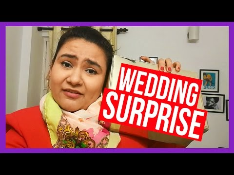 My Wedding SURPRISES!! #Domalji {Delhi fashion blogger}