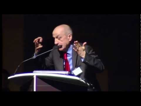 Summit MMT - Alain Parguez: euro, the new totalitarian order [4/18 ENG]