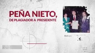 En corto: así fue el plagio de Peña Nieto  - Aristegui Noticias