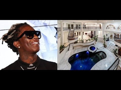 Young Thug is being Sued for owing over $2.2 Million in Mortgage Payments on his new mansion.