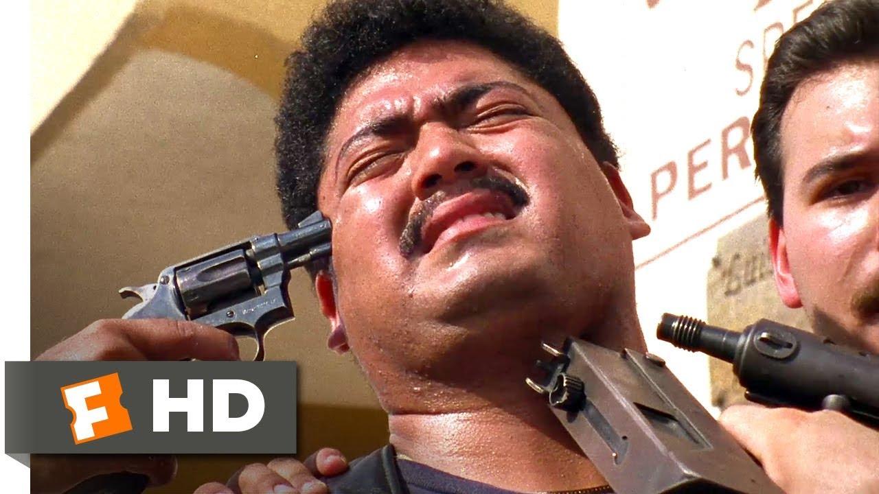 Download El Mariachi (1992) - The Wrong Case Scene (8/10) | Movieclips