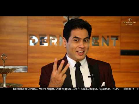 DermaDent Clinic, Udaipur Detailed video by Aman Verma: Treatment, Testimonials and more