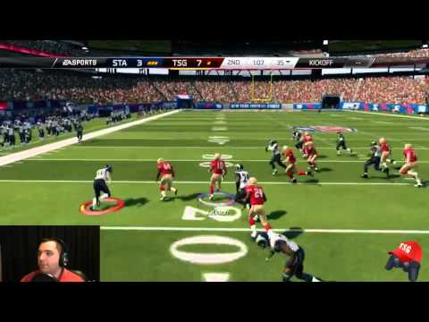 Vonta Leach, Professional Lead Blocker - Madden NFL 25