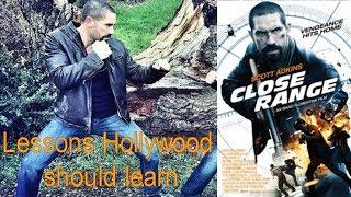 Close Range Martial Arts Action Film Review