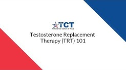 Testosterone Replacement Therapy (TRT) 101