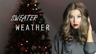 Sweater Weather | Как удачно сочетать свитера