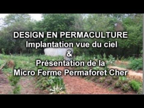 #35 [18.05.19] DESIGN EN PERMACULTURE IMPLANTATION VUE DU CIEL EXPLICATIONS ORIENTATION PRÉSENTATION thumbnail