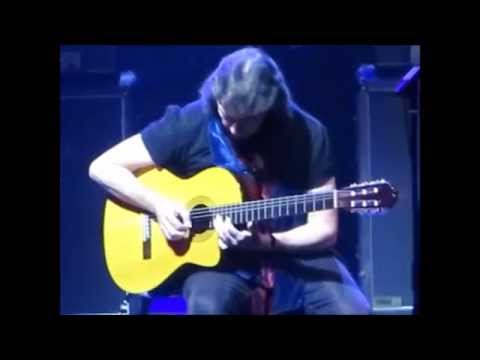 STEVE HACKETT - AFTER THE ORDEAL - 23 SEPT 2015 ROME