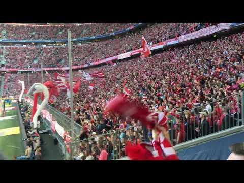 Torfeier FC Bayern Allianz Arena
