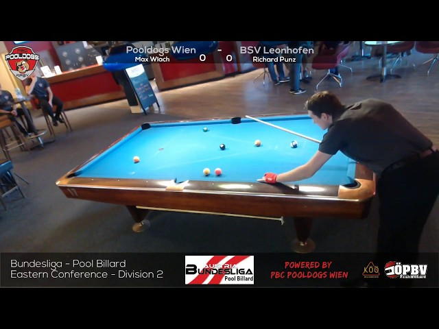 6.10.18- ST1 -M#4 - 10Ball - RT6 - Wlach vs Punz
