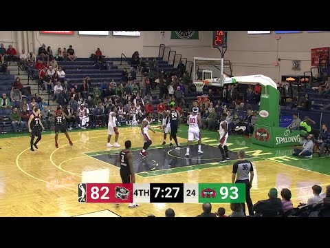 Raphiael Putney (25 points) Highlights vs. Maine Red Claws